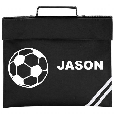 Football Book Bag